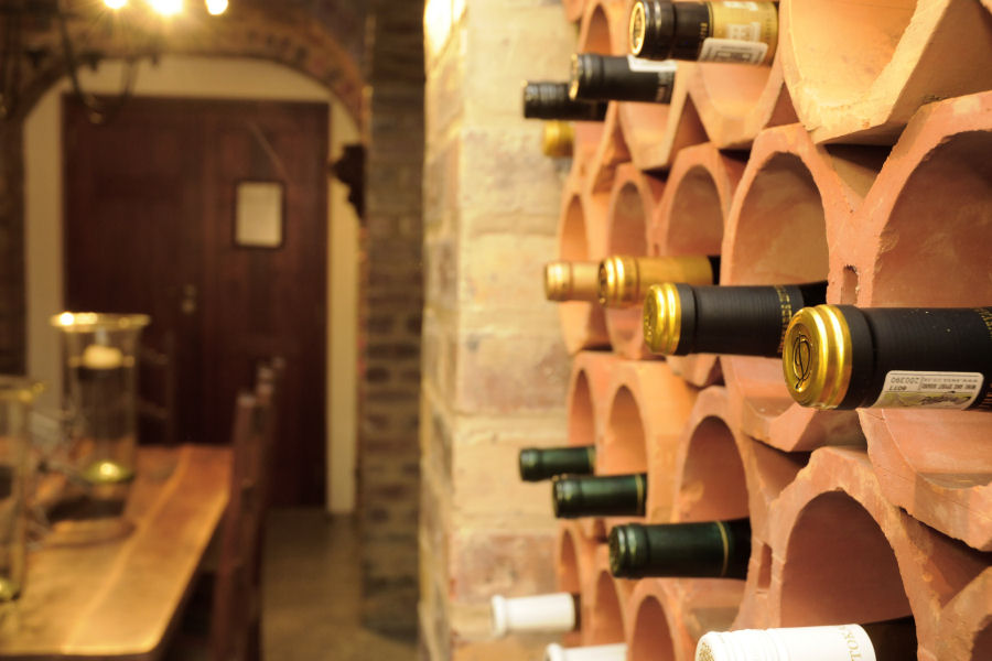 Aquavit Guesthouse,  Wine Cellar