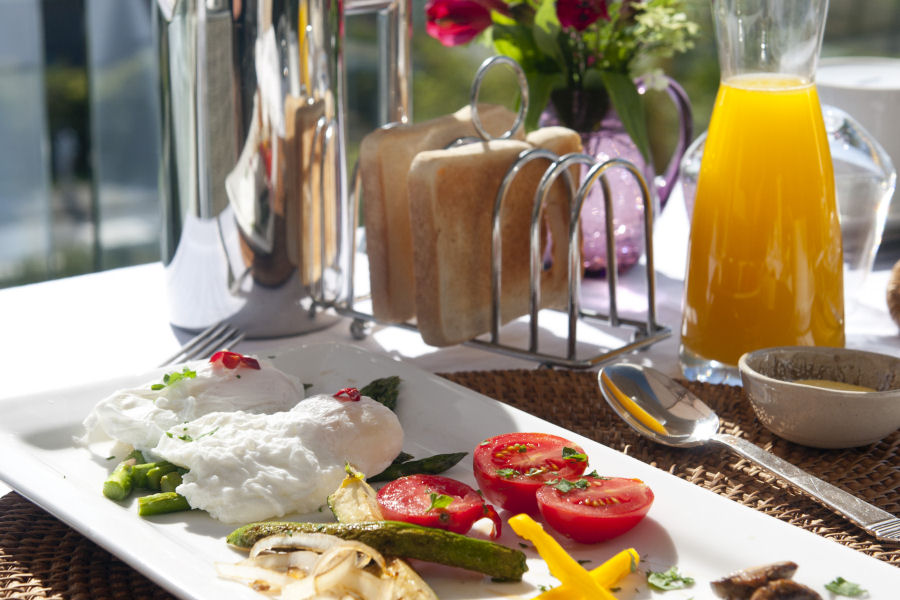 Aquavit Guesthouse,  Breakfasts