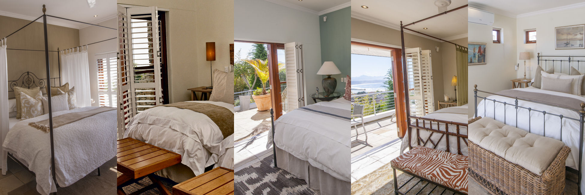Honeymoon Suite Accommodation Plettenberg Bay